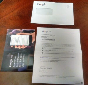 Google and Print Advertising